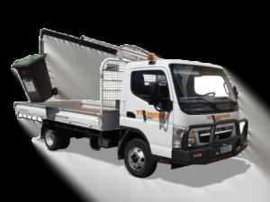 Tata Truck Mounted Crane